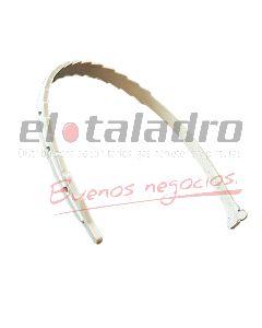 TIRADOR P/FLAPPER DENTADO ANCHO