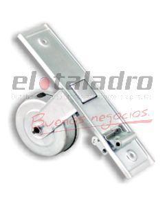 ENROLLADOR CORTINA REFORZADO 6mts. -RD- Hº ZINC.(30)