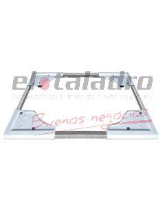 CARRITO P/HELADERA EXTENSIBLE de 50x50 a 60x60