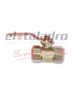 LLAVE GAS 3/4 ESF.4 BAR