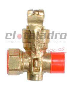 LLAVE GAS 3/4 CANDADO MH