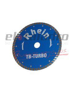 DISCO DIAMANTADO TB TURBO 7