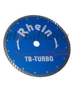 DISCO DIAMANTADO TB TURBO 9