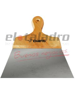 ESPATULA ENDUIR CABO MADERA Nº160
