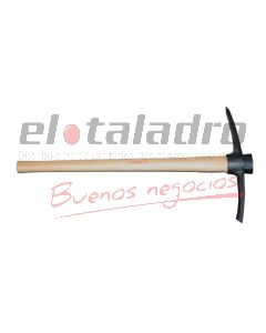 PICO PUNTA Y PALA 100mm C/CABO