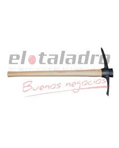 PICO PUNTA Y PALA  75mm C/CABO NAC