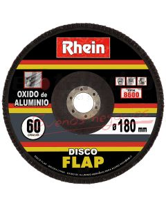 DISCO FLAP OX.AL.4,5  GR 150