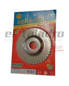 SIERRA CIRCULAR C/D 115x22 80 Dts