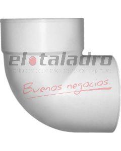 CODO PVC 100 A 90 PT