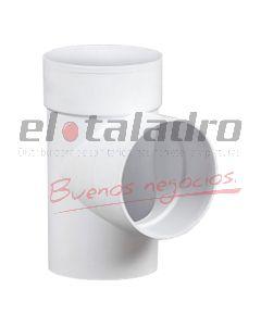 RAMAL PVC 40 A 90 (TEE)