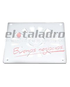 REJILLA DE PISO PVC 10 X 10 PT