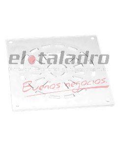 REJILLA DE PISO PVC 15 X 15 PT
