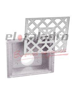 EMBUDO FRONTAL PVC 63 3,2