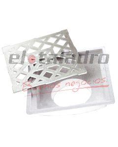 EMBUDO VERTICAL PVC 60