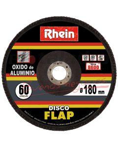 DISCO FLAP OX.AL.4,5  GR  60