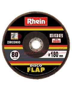DISCO FLAP OX.ZIRC.4,5  GR  80