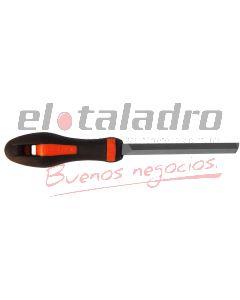 LIMA ROMBOIDAL 6  P/DBL FILO
