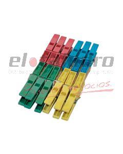 BROCHES PLASTICOS x DC