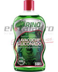RINO LAVACOCHE SILICONADO BOT. 550cc