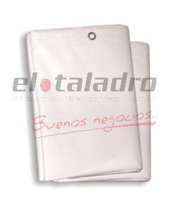 PROTECTOR SIMPLE  P/CORTINA BAÑO LISO