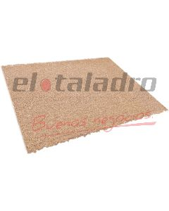 FELPUDO RULITOS PVC 40 x 50
