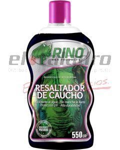 RINO RESALTADOR CAUCHO SATINADO BOTELLA 550cc