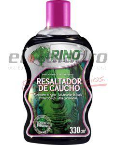 RINO RESALTADOR CAUCHO SATINADO BOTELLA 330cc