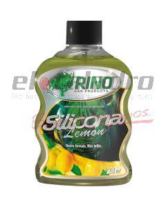RINO SILICONA LIMON BOT.230 cc