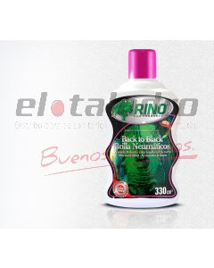 RINO BACK TO BLACK BOT 330ccc