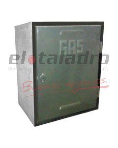 GABINETE DE CEMENTO C/PUERTA EPOXI 50x40cm -APROBADO-