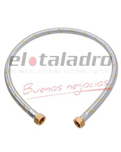 CONEXION GAS MALLADA 1/2 x 080 cm