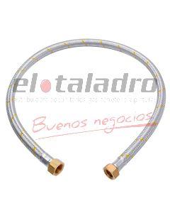 CONEXION GAS MALLADA 1/2 x 120 cm