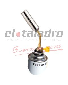 SOPLETE P/CARTUCHO GAS BUTANO