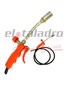 SOPLETE PLOMERO C/GATILLO DUROX 2200 10 kg