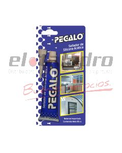 SILICONA TRANSPARENTE POMO x 85cc