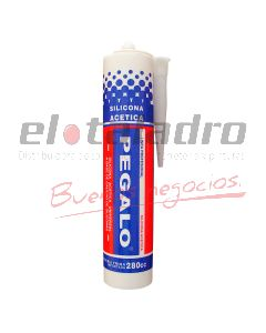 SILICONA BLANCO CARTUCHO x280cc