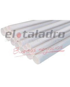 CAÑO PVC  40 X 4 MTS.TUBOPLAST