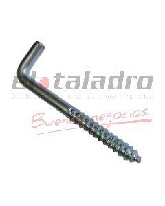 PITON ESCUADRA Nº 6 S/T x 100 unid