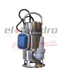 BOMBA  SUMERGIBLE ''S'' 900 W ACER.14000 L/H