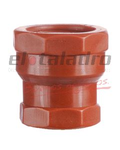 CUPLA RED. PPP 1 X 1/2