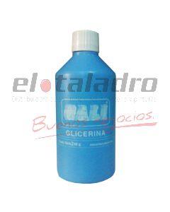 GLICERINA PURA 200 grs.