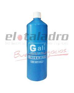 GLICERINA PURA 500 grs.
