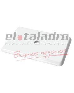 SOBRETAPA P/DEPOSITO MADERA LAQUEADA BLANCA