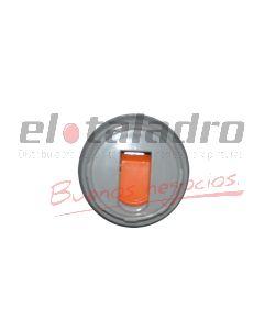 TAPON TERMO ACERO BLACK x 0.50 lts