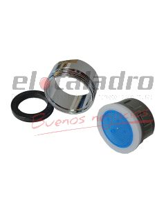 FILTRO METALICO C/AIREADOR MACHO
