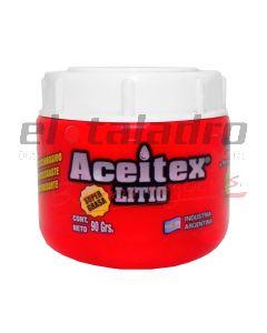 GRASA LITIO MULTIUSO x 90grs ACEITEX