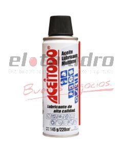 AEROSOL LUBRICANTE MULTIUSO x 220 cc ACEITODO