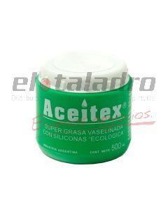 GRASA VASELINADA ECOLOGICA x 500grs ACEITEX