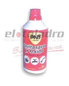 QUITASARRO Y OXIDO x 1 Lt