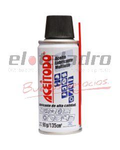 AEROSOL LUBRICANTE MULTIUSO x 135 cc ACEITODO